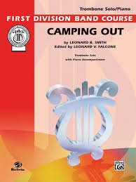 Camping Out - trombone - Smith