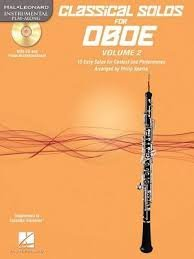 Classical Solos for Oboe, Vol 2 - Sparke