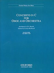 Concerto in C major - oboe - Haydn/Rothwell