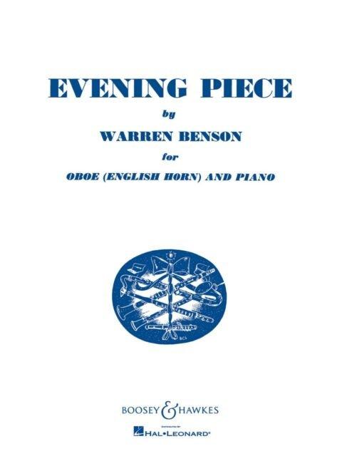 Evening Piece - oboe - Benson