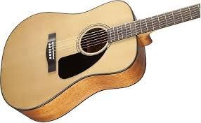 Fender CD-60 Natural w/bag