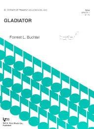 Gladiator -trumpet - Buchtel