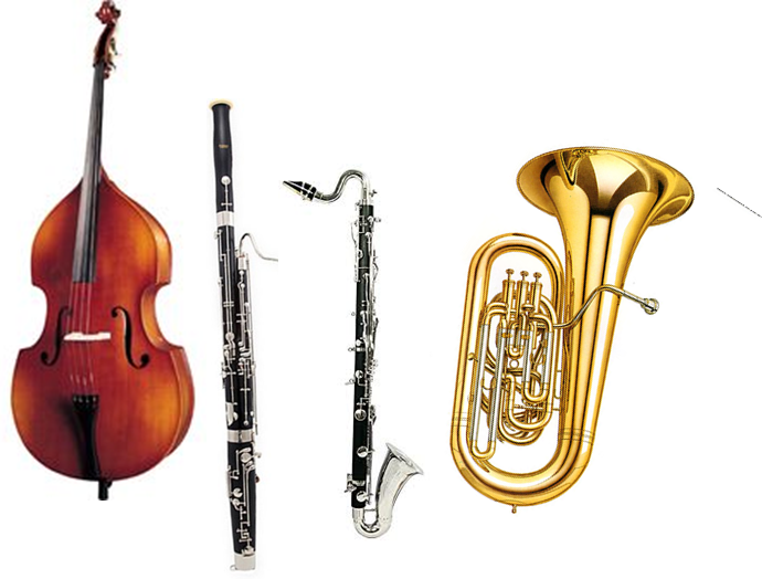 E+) School Yr. Rental + Repair Coverage -  String Bass, Bassoon, Bass Clarinet, Baritone Sax, Tuba