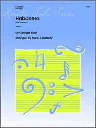 Habanera from Carmen - Clarinet - Bizet