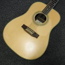 Hofner  Sienna 12 String Acoustic HAS-07-12E - USED