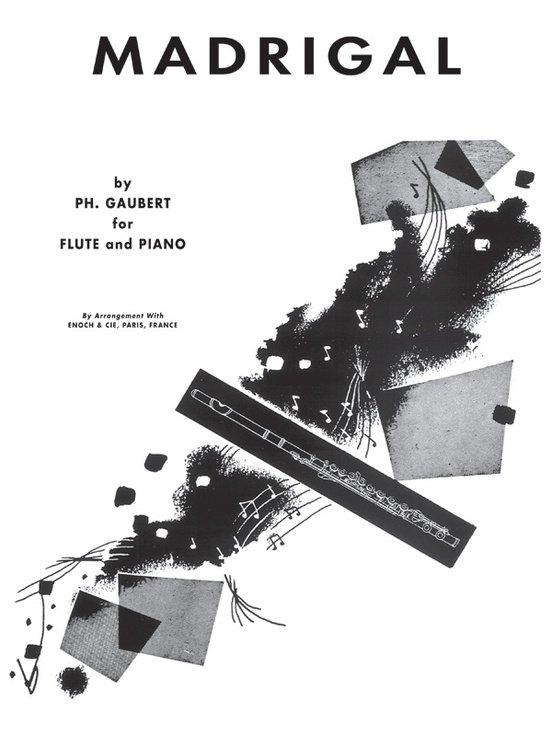 Madrigal - Flute  - Gabuert