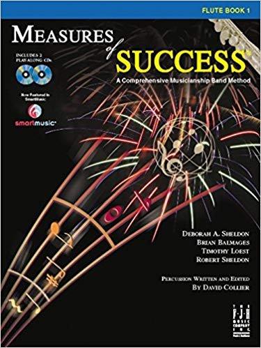 Measures of Success Book 1 Clarinet