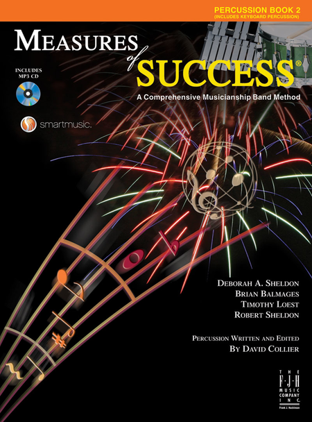 Measures of Success Percussion Book 2