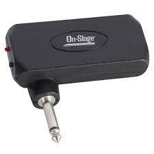 On-Stage Mini Plug-in Headphone Amp for Guitar