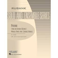 Pavane for Oboe Ravel