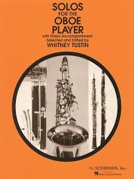 Solos for the Oboe Player - Tustin