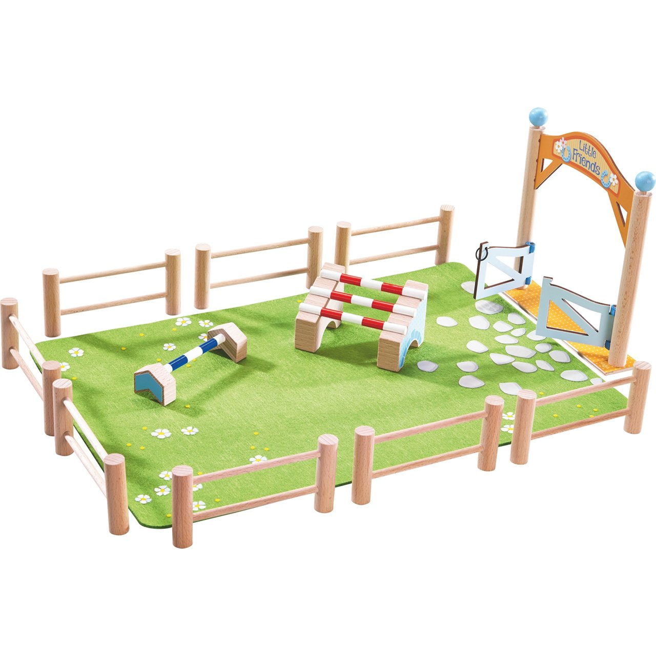 Little Friends Jumping Tournament Play Set