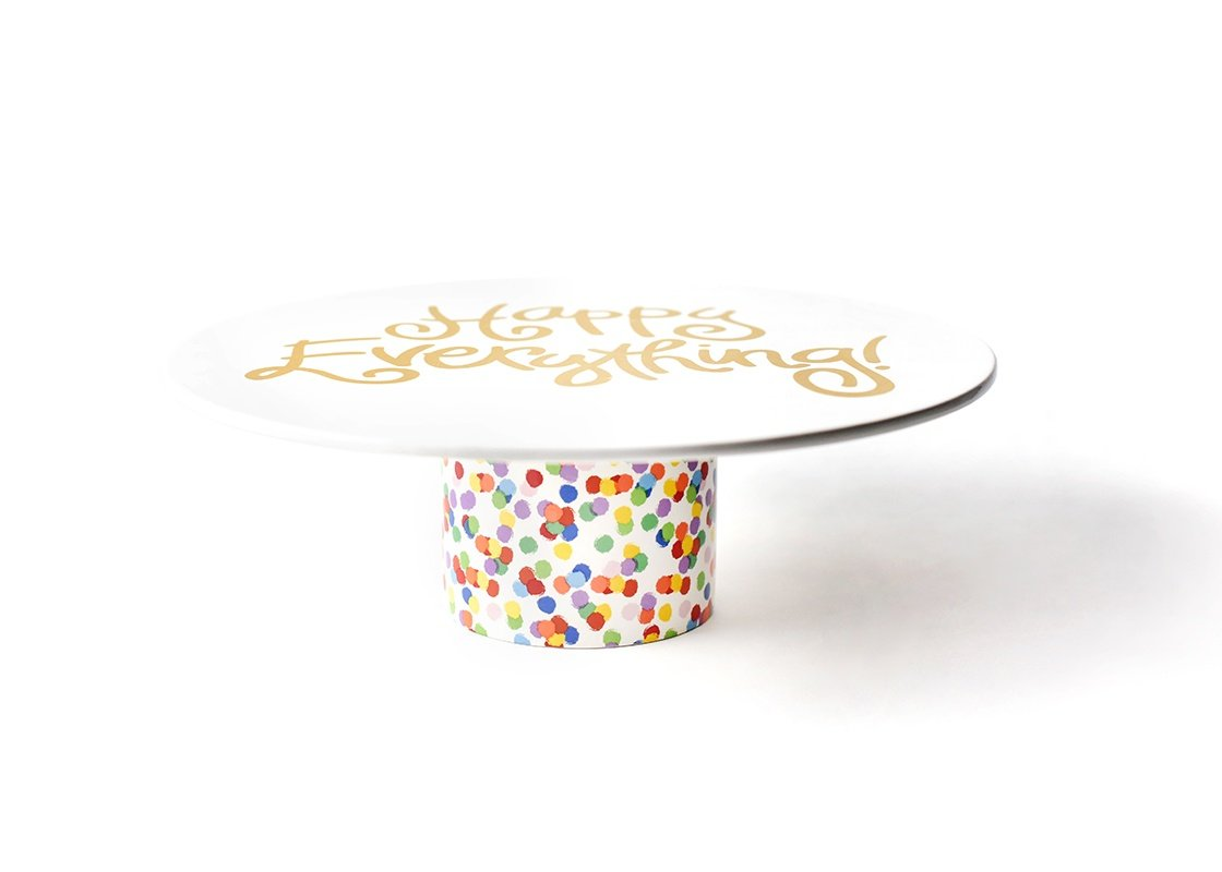 Toss Happy Everything Cake Stand