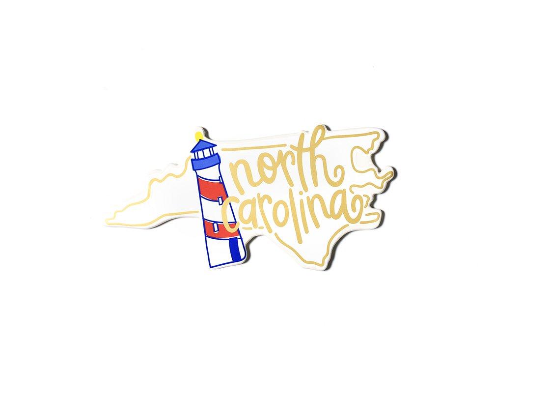 North Carolina Motif Big Attachment