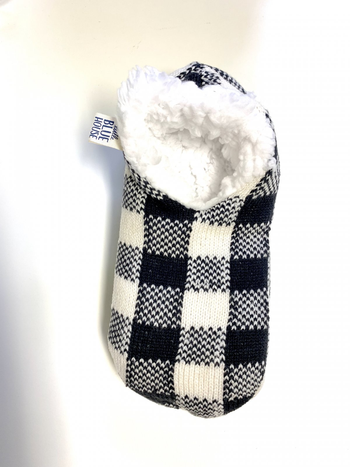 Women's Plaid Warm and Cozy Slippers