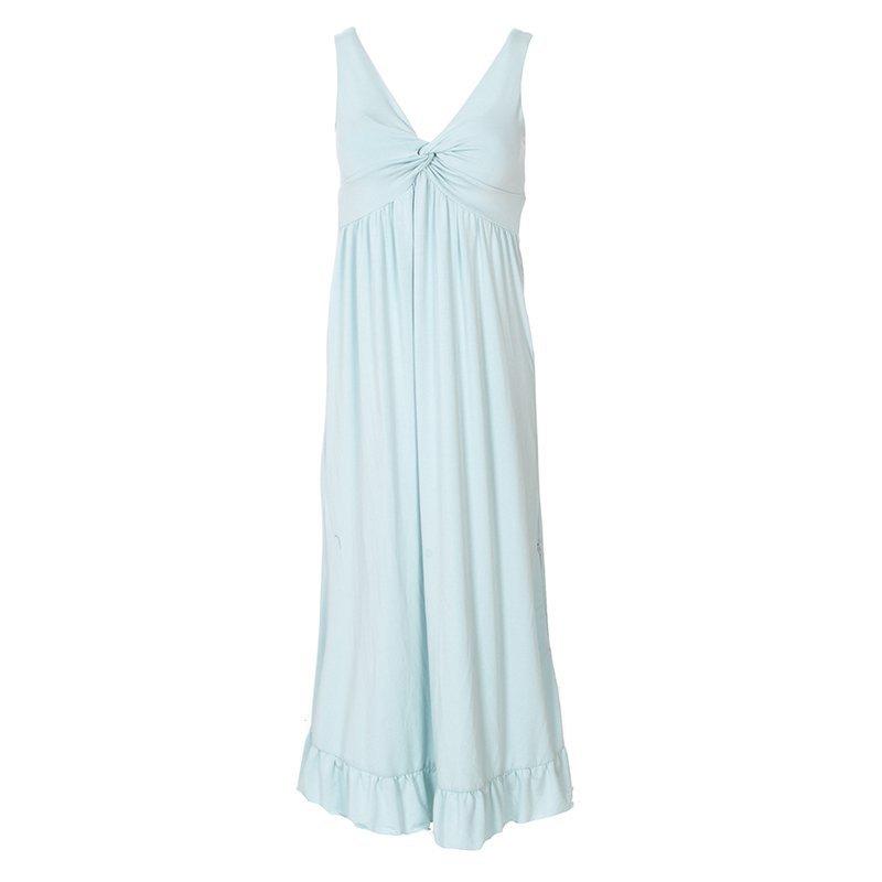 Solid Twist Nightgown