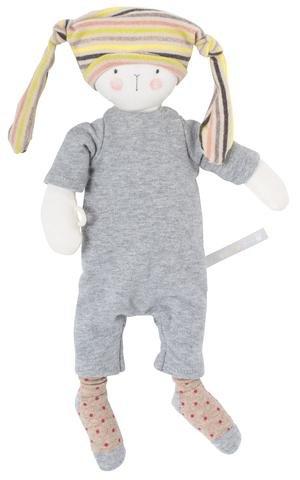 Nin Nin Le Lapin Plush Doll