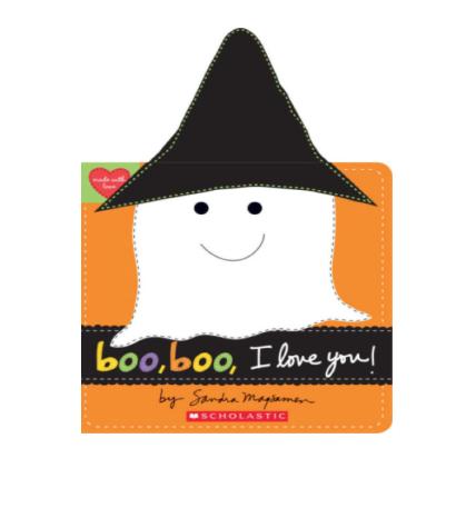 Boo, Boo, I Love You!