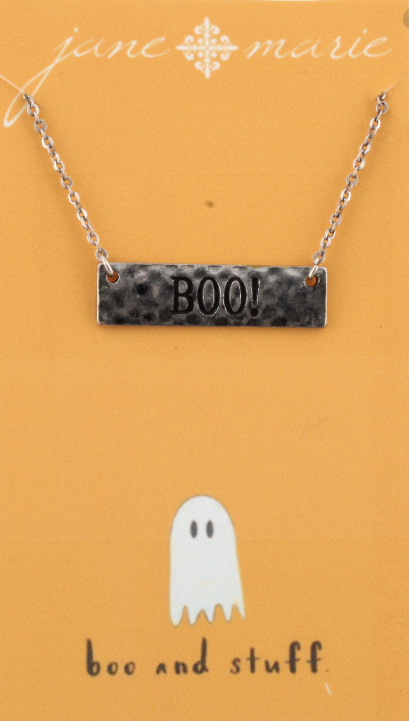 Jane Marie Boo Necklace