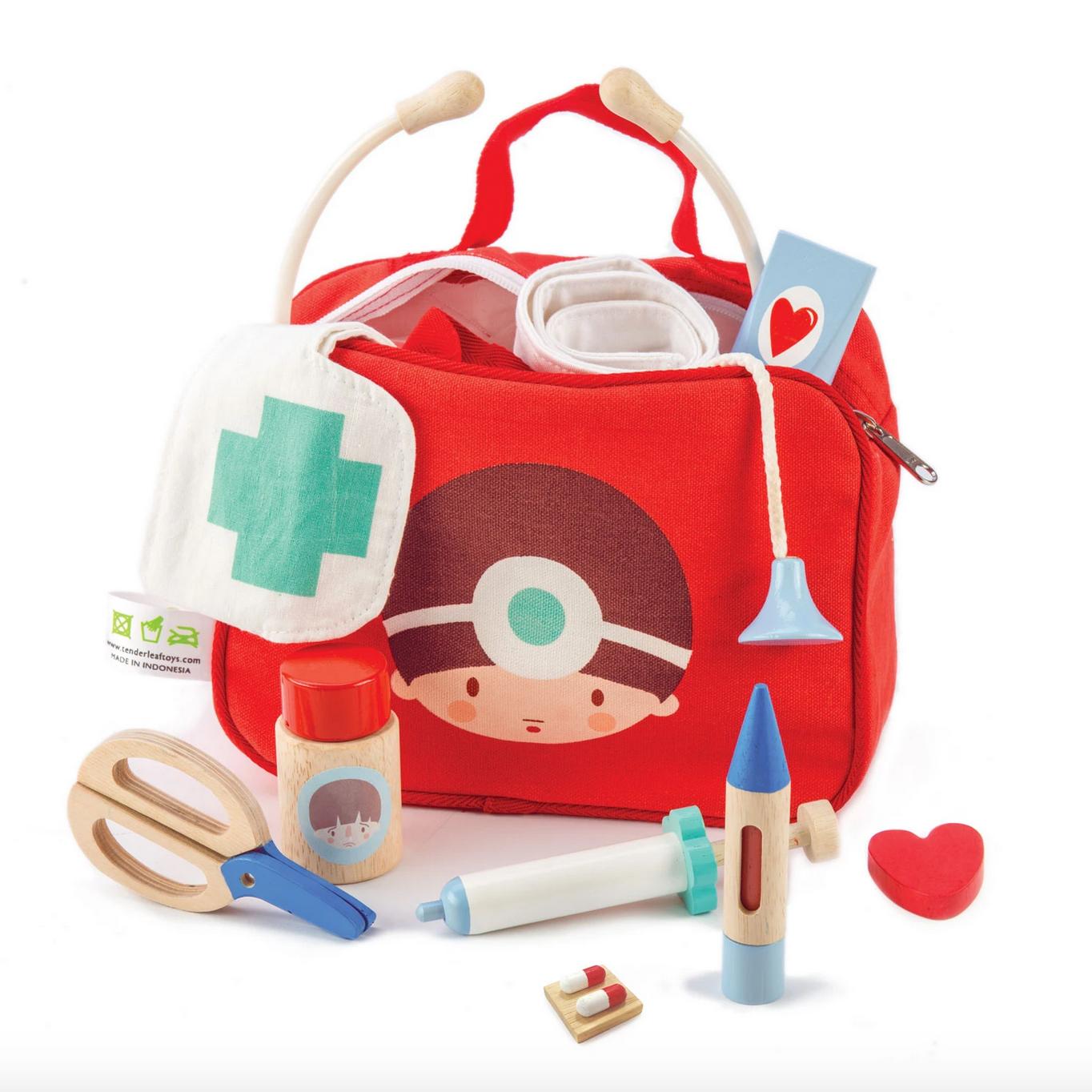 Doctos and Nurses Set