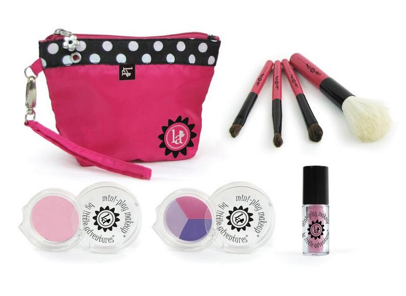 Mini Play Makeup Mini Clutch Kit Pink