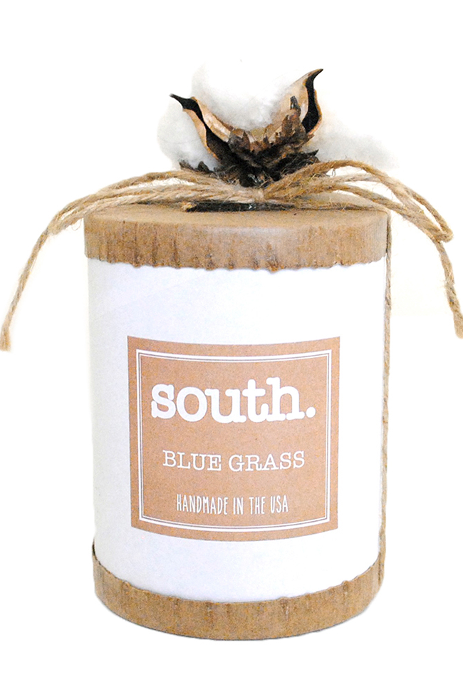 The South Candle BLUE GRASS