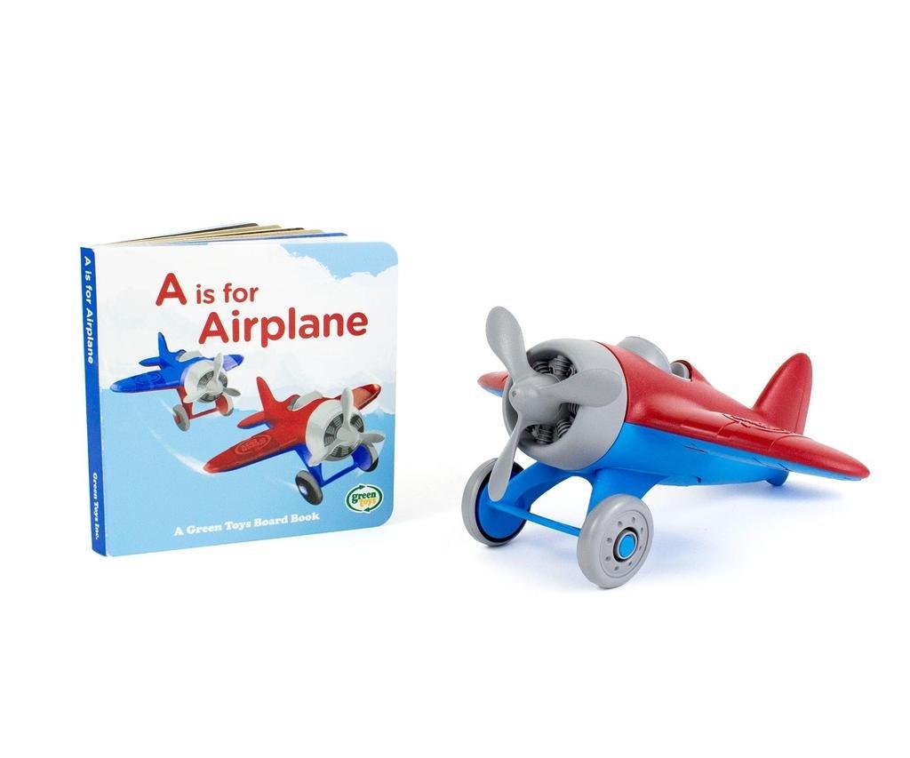 Airplane & Book Set