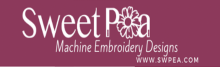 Sweat Pea Designs Website
