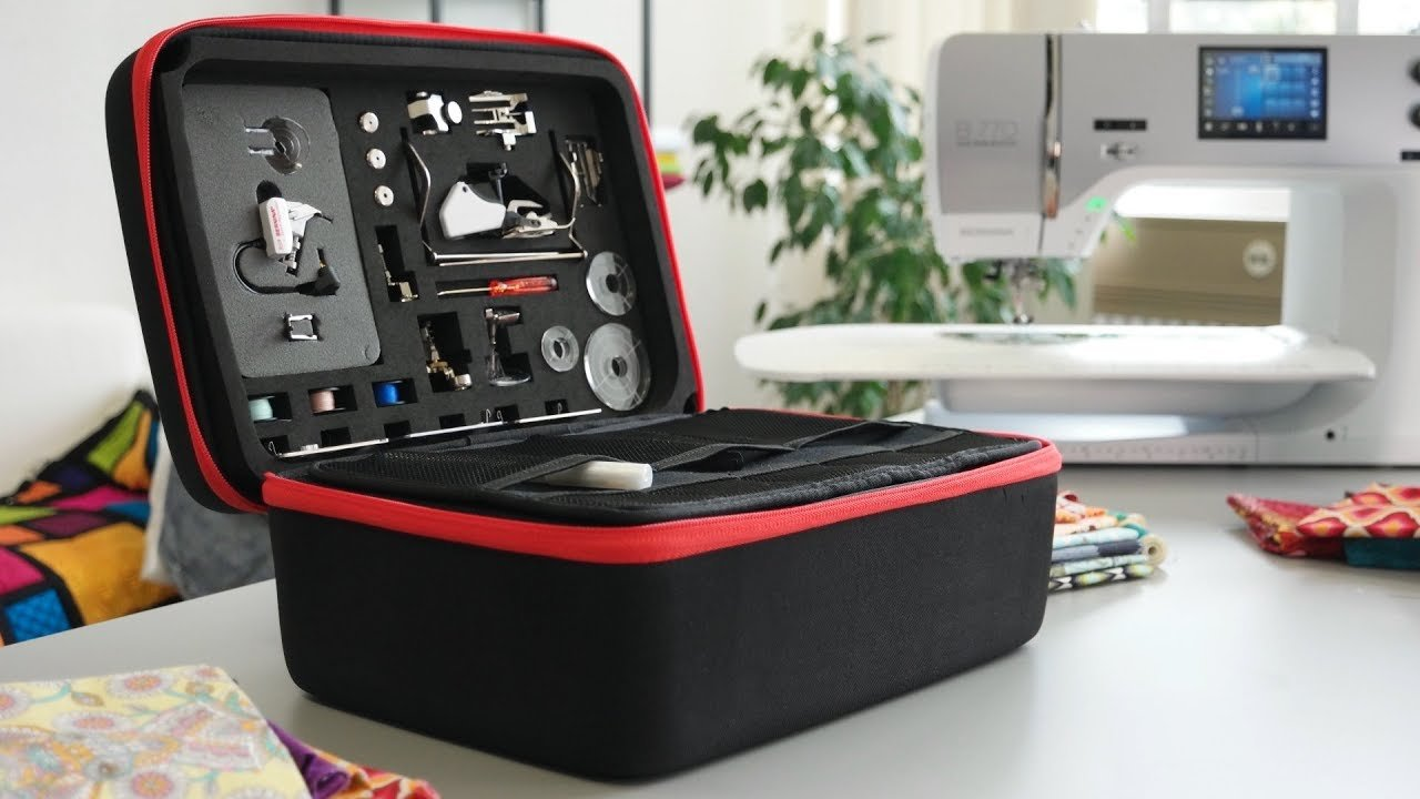 Bernina Accessory Travel Case