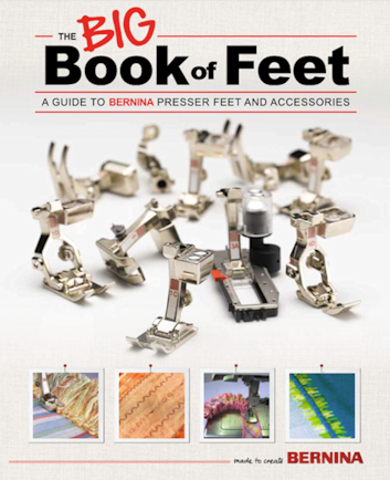 The BIG Book of Presser Feet