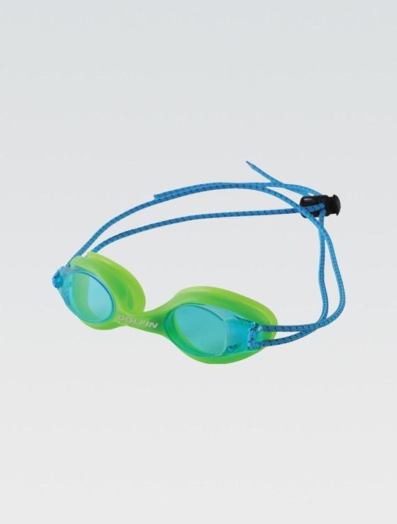 Dolfin Racer Bungee Swim Goggles