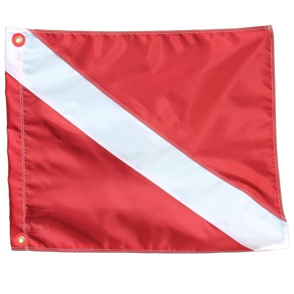 Trident Nylon Dive Flags