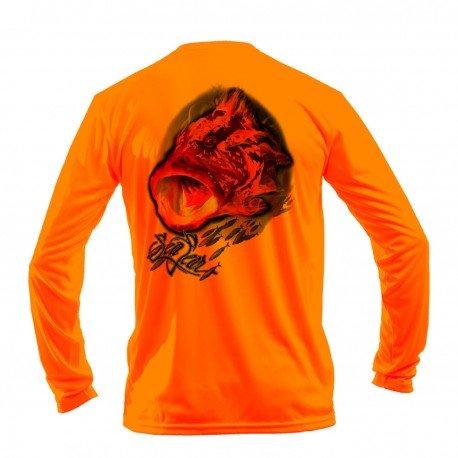 Grouper Performance Long Sleeve Shirt