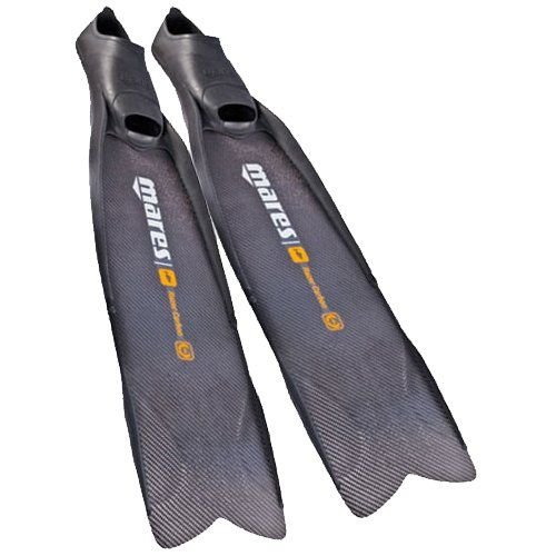 Mares Carbon Razor Pro Full Foot Freedive Fins
