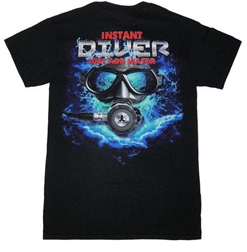 Instant Diver Shirt