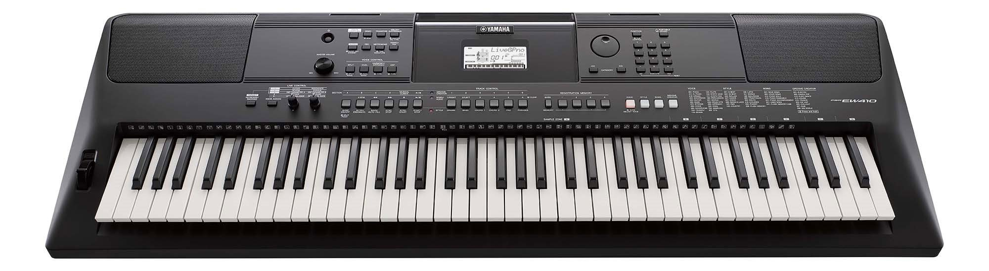 PSREW410 76 Key Portable Keyboard