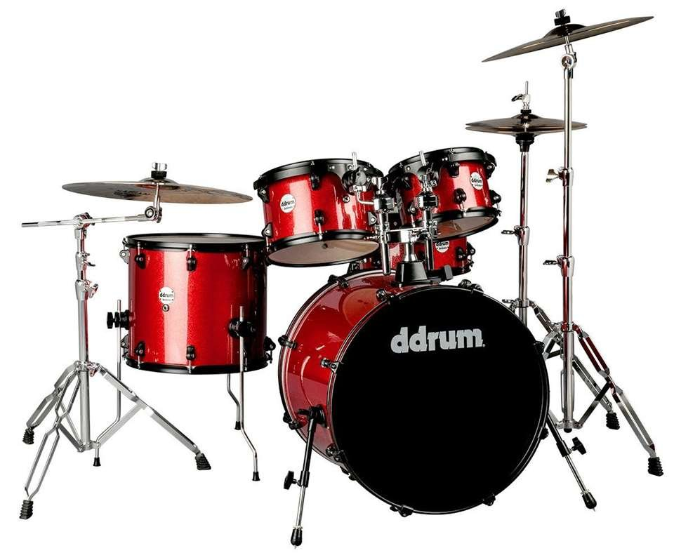 D2 Player 5 Pc Red Sparkle