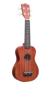 DDUK11 Mahogany Ukulele (Tropical Series)