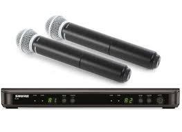 BLX288 Dual HH Wireless System