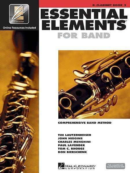 EE2000 Clarinet Book 2