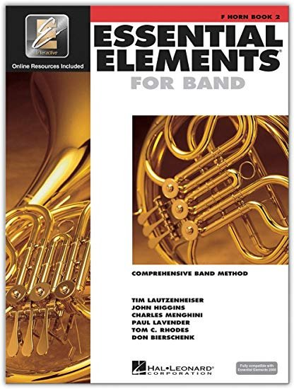 EE2000 French Horn Book 2