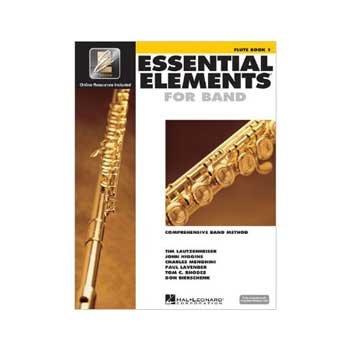 EE2000 Flute - Book 1