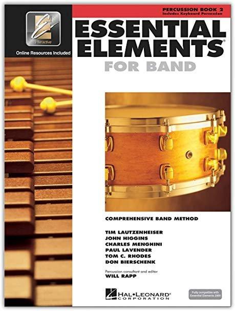 EE2000 Percusion Book 2