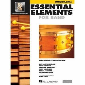 EE2000 Percussion - Book 1