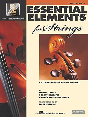 EE2000 String Cello - Book 1