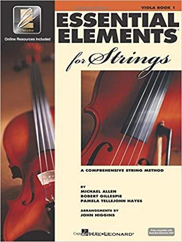 EE2000 String Viola - Book 1