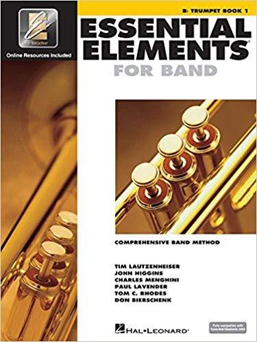 EE2000 Trumpet Book 1