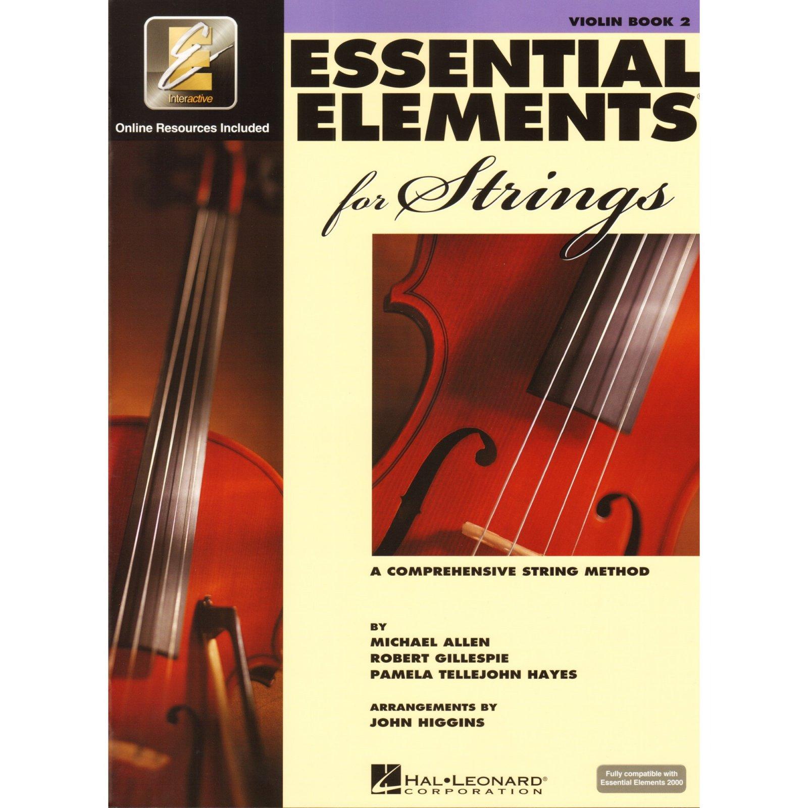 EE2000 Violin Book 2