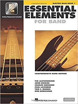 Essential Elements Electric Bass 1