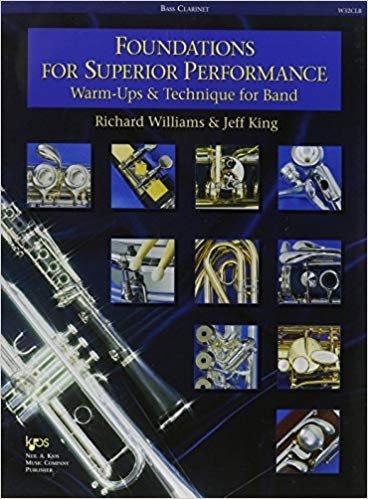 Foundations - Bass Clarinet